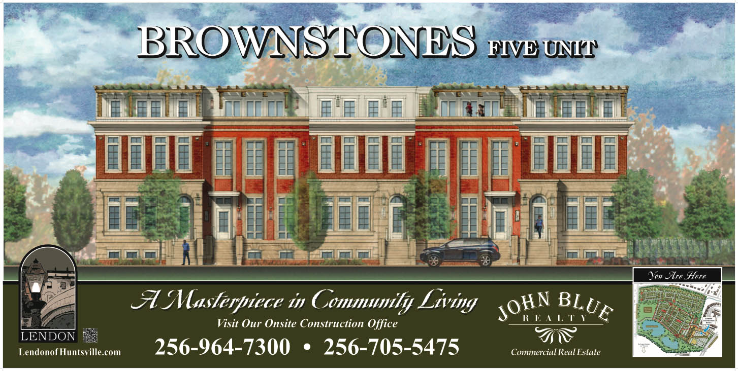 Final 5 UNIT BROWNSTONE Design