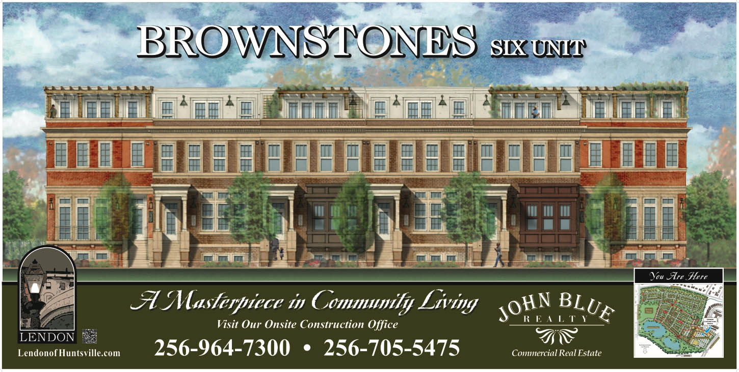 Final 6 UNIT BROWNSTONE Design